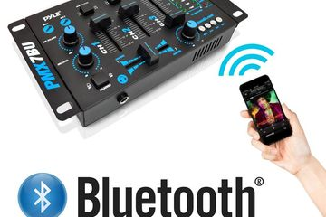Features: Built-in Bluetooth for Wireless Music Streaming Compatible with All of Your Favorite Blue