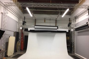 Move Screen With Truss