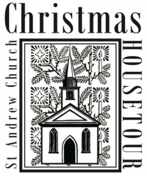 St. Andrew Christmas House Tour