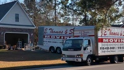 J. E. Thomas & Sons are ready to move you and your family in 2018.