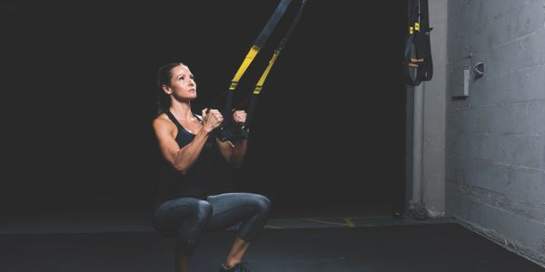 TRX Training helps you move better, feel better, and live better.
