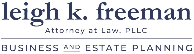 leigh k. freeman, attorney at law PLLC