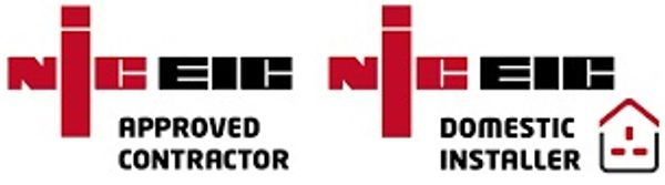NICEIC Approved contractor Domestic installer Dillons Electrical Electrician
