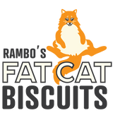 Rambo's Fat Cat Biscuits