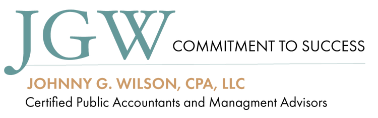 Johnny G. Wilson, CPA, LLC