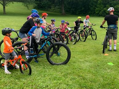 Kids Bike, Kids Mountain Bike instruction