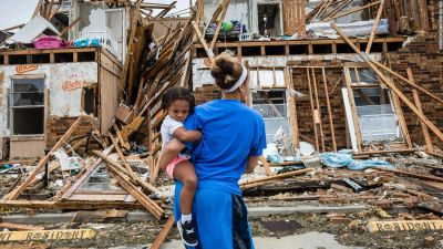 Caribbean Hurricane Recovery Project - LegacyMakers