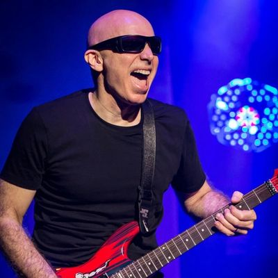 Joe Satriani - Straptight Endorsee