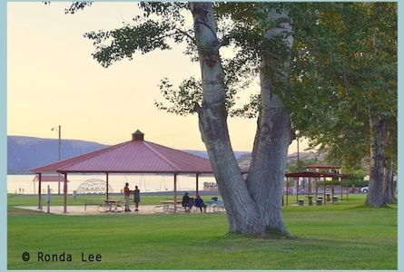 Smokiam Campground is owned by the City of Soap Lake. It is located at East Beach Park.