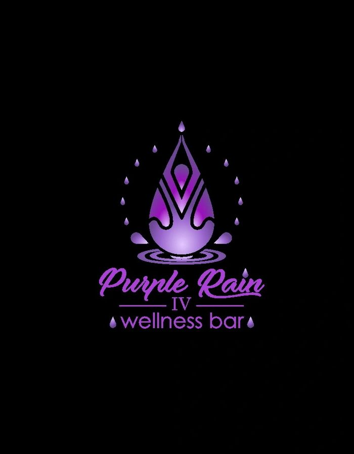 Purple Rain IV Wellness Bar