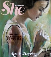 She Magazine cover