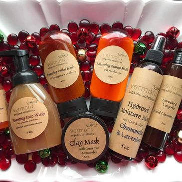 natural organic hair care skincare body care products