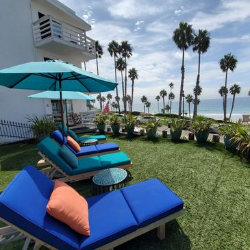 Ocean View Resort Amenity