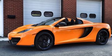 Mcclaren window tinting paint protection film Albany New York tints