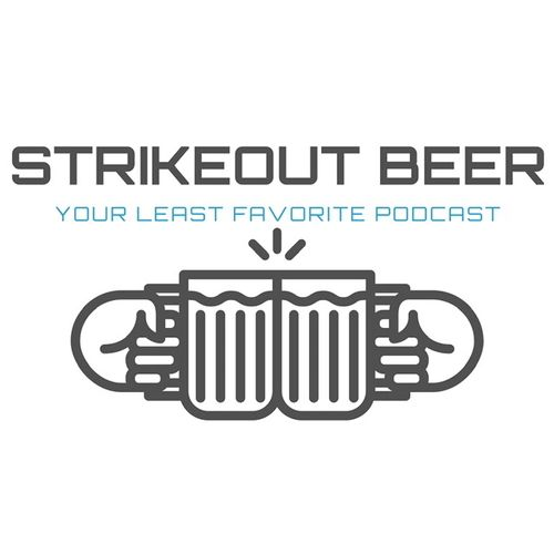 Strikeout Beer Logo