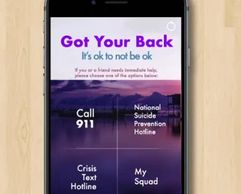 suicide prevention mobile app to stop one suicide