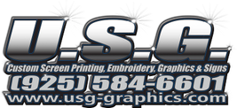 U.S.G. Custom Graphics