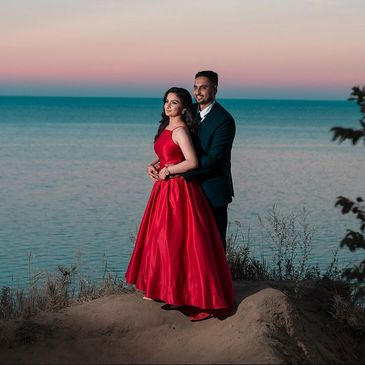 Thank you so much Manny and savi for capturing our wedding so beautifully. Everyone from our familie