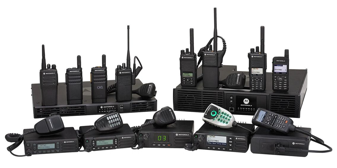 Motorola Solutions MOTOTRBO Radio Rental Program for Special Events Rent Your Radios From Tri-Co
