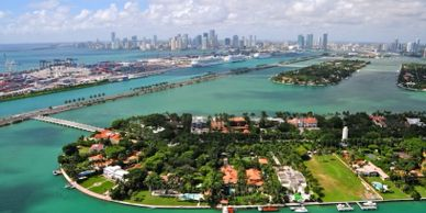 charter-miami-for-hire-port-of-miami-bus-service-hourly-charter-city-tour-Miami-Beach-FLL- transport