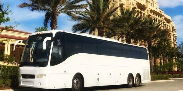 bus-service-miami-car-service-port-of-miami-bus-van-service-hourly-charter-charter bus miami FLL