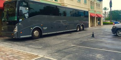 charter-miami-for-hire-port-of-miami-bus-service-hourly-charter-city-tour-Miami-Beach-FLL- van rent