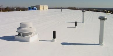 TPO Roofing in Richmond