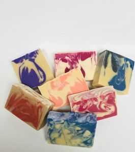 All of our soaps have the same ingredients varying fragrance oil or essential oils