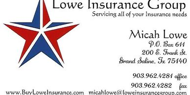 HOME , LIFE, HEALTH AUTO, TRUCK INSURANCE IN GRAND SALINE, TEXAS.