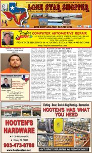 EASR TEXAS NEWS AND INFORMATION. ADVERTISING, NEWSPAPER ADVERTISING DISPLAY AND CLASSIFIED ADS