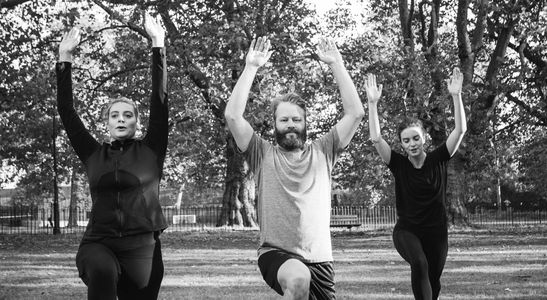 Lunges, stretching, HIIT in London