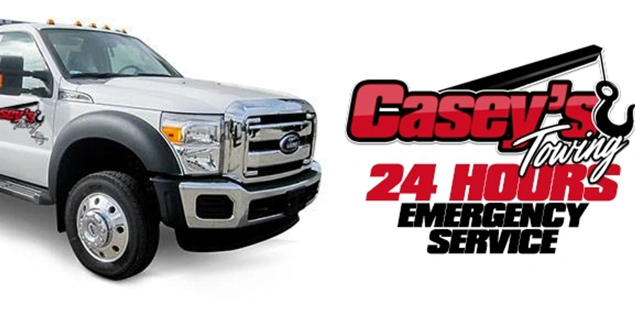Casey Towing 24 Hour Towing service available in Greensboro, NC Day or Night.