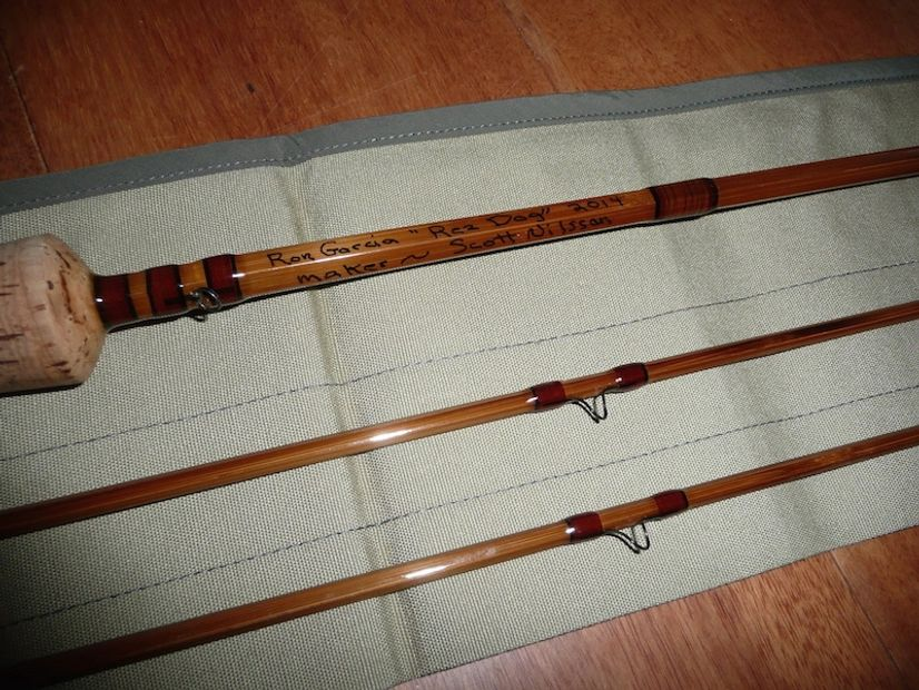 a great bamboo fly rod by scott nilsson