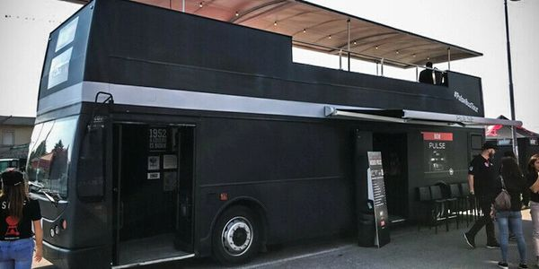 These marketing buses come in a variety of lengths and are perfect for consumer mobile events,