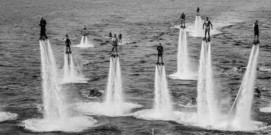 Flyboard Events, Flyboard Shows