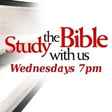 Greater Harvest COGIC Bible Study Wednesday