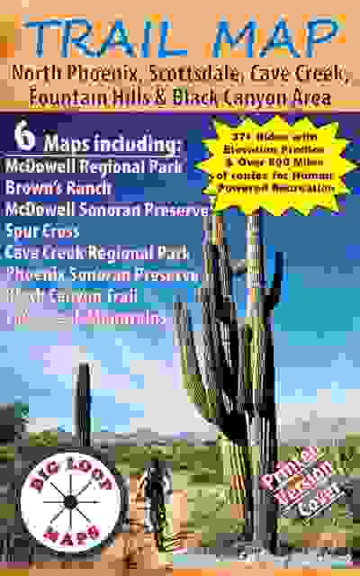 Mountain biking trails in North Phoenix, Scottsdale, Cave Creek, Fountain Hills & Black Canyon AZ