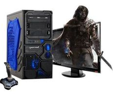 cybertron Gaming PC CybertronPC Palladium