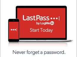 LastPass, password manager, multifactor, security