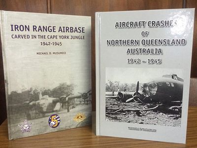 USAAF and RAAF crashes that occurred in Australia durning World Ward 11. Limited Edition.