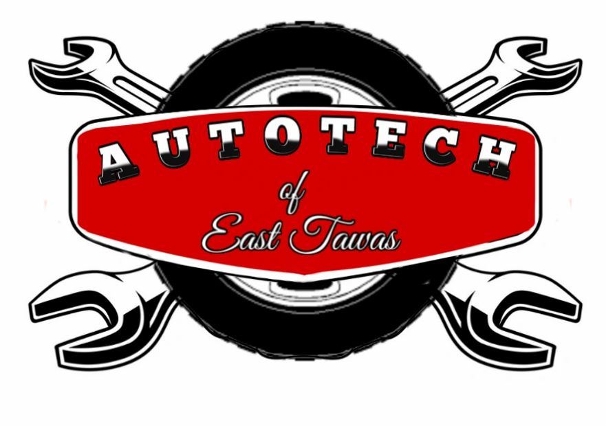 This Auto Tech's of East Tawas's logo. They are located at 715 West Westover Street, East Tawas.