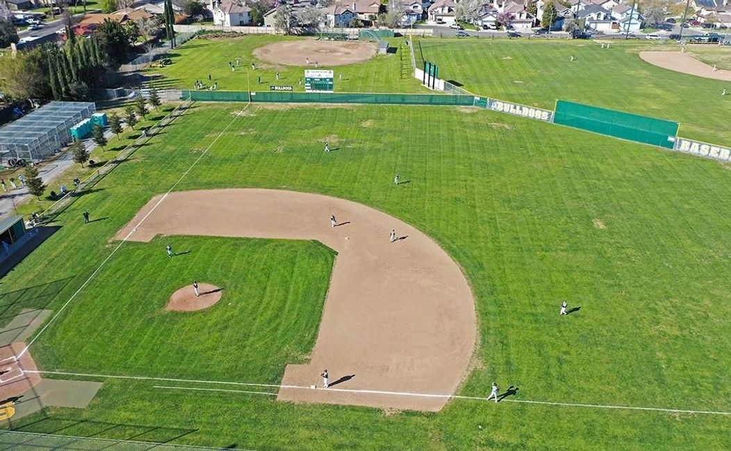 Tracy High Baseball Field