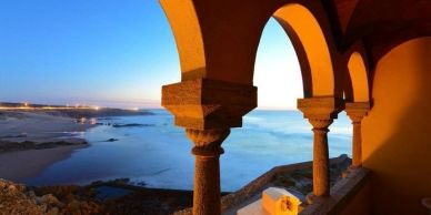 Fortaleza do Guincho. The Relais & Chateaux Portugal Tour.