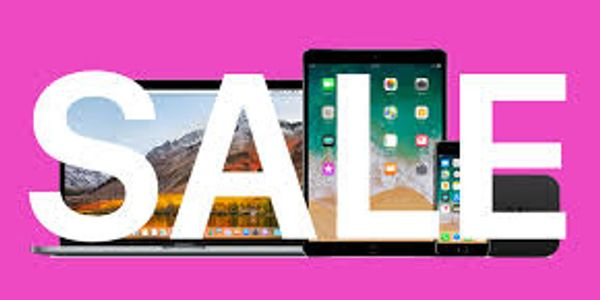 Up To 50% Off All Apple Products