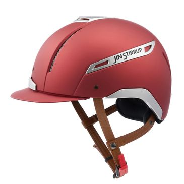 JIN helmet equestrian safety helmet kevlar and fiberglass made in Italy