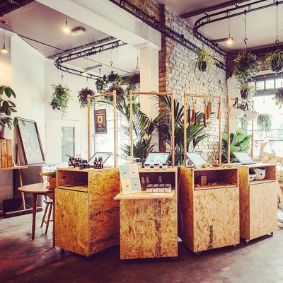 GreenHaus in Shoreditch, London