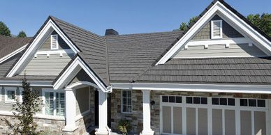 Boral steel roofing