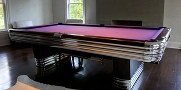 Pool Tables The Billiard Barn - Brunswick anniversary pool table for sale
