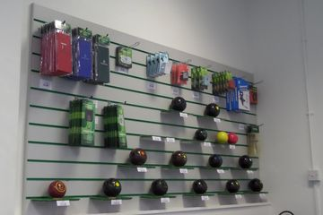 Crown Green bowls, bowling jacks, score card holders, tape measures