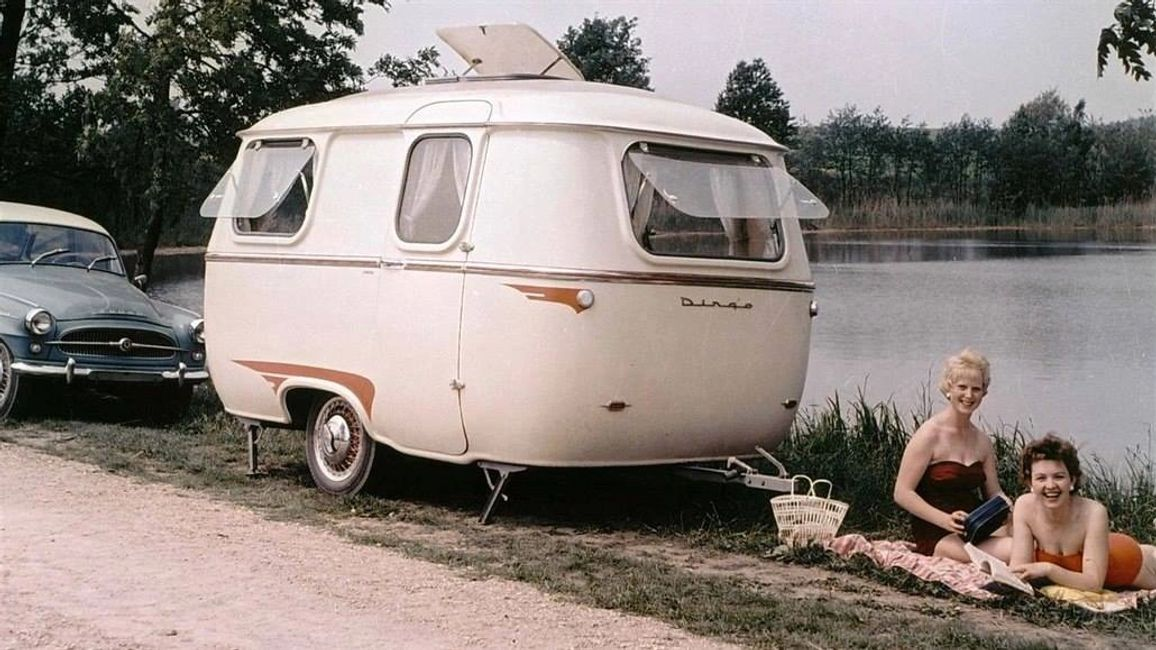 Example photo above: 1961 Karosa W4 Dingo - Built in Czechoslovakia.